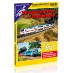 DB-Lokomotiven und Triebwagen 2017