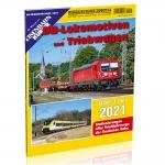 DB Lokomotiven undTriebwagen 2021