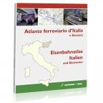 Eisenbahnatlas Italien und Slowenien