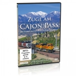 Blu-Ray - Züge am Cajon Pass