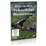Blu-Ray - Züge in den Tehachapi Mountains