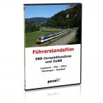 DVD - SBB-Jurasüdfusslinie und OeBB
