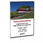 DVD - Rigibahnen und SBB-Linien am Zugersee