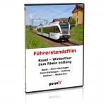DVD - Basel - Winterthur dem Rhein entlang