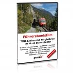 Blu-Ray - TMR-Linien und Bergbahnen im Mont-Blanc-Gebiet