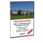 DVD - SBB- und Thurbo-Linien  im Kanton Thurgau