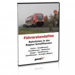 DVD - Bahnlinien in der Region Schaffhausen