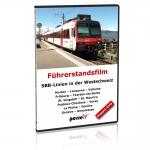 DVD - SBB-Linien in der Westschweiz
