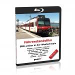 Blu-Ray - SBB Linien in der Westschweiz