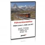 DVD - MGB-Linien I, GGB und RiT