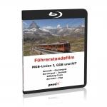 Blu-Ray - MGB-Linien I, GGB und RiT