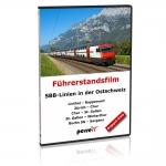 DVD - SBB-Linien in der Ostschweiz