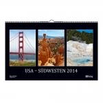 Kalender USA - Südwesten 2014