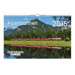 Alpenbahnen 2015