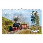 Harzer Schmalspurbahnen 2016