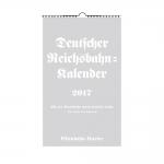 Reichsbahn-Kalender 2017