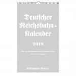Deutscher Reichsbahn-Kalender 2018