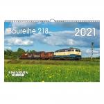 Baureihe 218 - 2021