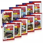"DVD - Jubiläumspaket 5 ""Eisenbahn Video-Kurier 95 - 104"""