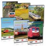 DVD - Sparpaket Führerstandsmitfahrten