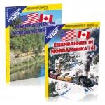 """Sparpaket 1 """"Eisenbahnen in Nordamerika"""""""