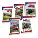 "DVD - Sparpaket ""EK-Eisenbahn-Videothek"""