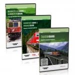 """DVD - Sparpaket """"Bahnland Österreich"""""""