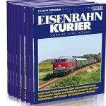 Eisenbahn-Kurier Jahrgang 2015