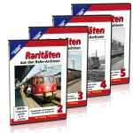 Sparpaket Raritäten aus den Bahn-Archiven 2 - 5