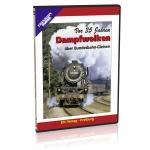 DVD - Vor 35 Jahren: Dampfwolken über Bundesbahn-Gleisen