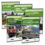 DVD - Sparpaket: Führerstandsmitfahrten