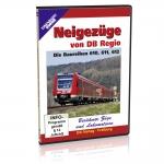 DVD - Neigezüge von DB Regio