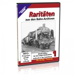 DVD - Raritäten aus den Bahn-Archiven - 1