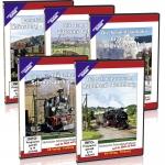 DVD-Paket: Die sächsischen Schmalspurbahnen