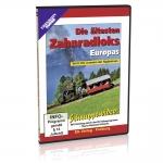 DVD - Die ältesten Zahnradloks  Europas
