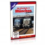 DVD - Die Eisenbahn in München damals