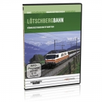 DVD - Lötschbergbahn Brig - Bern