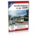 DVD - Straßenbahnen in der DDR