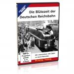 DVD - Die Blütezeit der deutschen Reichsbahn