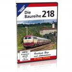DVD - Die Baureihe 218