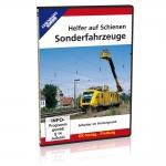 DVD - Helfer auf Schienen - Sonderfahrzeuge