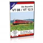 DVD - Baureihe VT 08 / VT 12.5