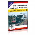 DVD - Die Eisenbahn in Nordrhein-Westfalen - damals, Teil 3