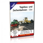 DVD - Tagebau- und Zechenbahnen - Ost
