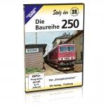 DVD - Die Baureihe 250 der DR