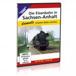 DVD - Die Eisenbahn in Sachsen-Anhalt - damals