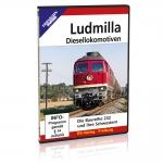 DVD - Ludmilla-Diesellokomotiven