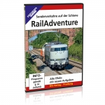 DVD - RailAdventure