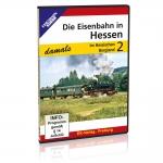 DVD - Eisenbahn in Hessen - damals