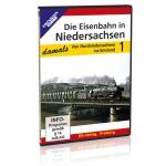 DVD - Die Eisenbahn in Niedersachsen - damals